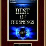 Best of Springs Award